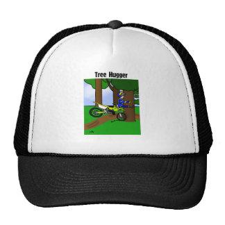 Dirt Bike Tree Hugger Hat