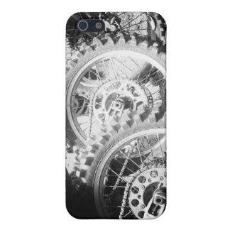 dirt bike wheels iPhone SE/5/5s cover