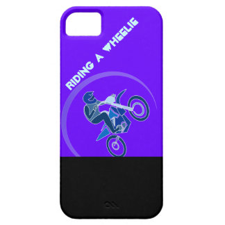 Dirt Biker Vector Biking iPhone SE/5/5s Case