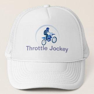 Dirt Biker Vector Biking Trucker Hat