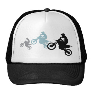 DIRT BIKES 2 (HAT) TRUCKER HAT