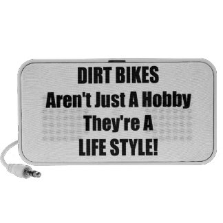 Dirt Bikes Arent Just A Hobby Theyre A Lifestyle Travelling Speaker