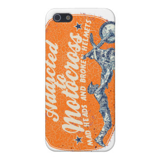 Dirt bikes case for iPhone SE/5/5s