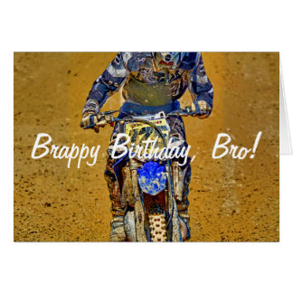 Dirt-Biking Moto-X Champ Designer #Gift Card
