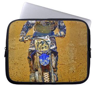 Dirt-Biking Moto-X Champ Designer #Gift Laptop Sleeve