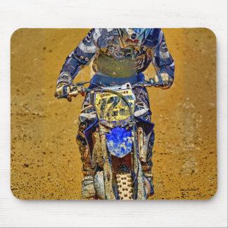 Dirt-Biking Moto-X Champ Designer #Gift Mouse Pad