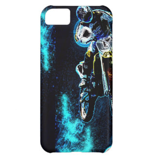 dirt biking motocross racing Motorcycle biker iPhone 5C Cover