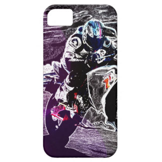 dirt biking motocross racing Motorcycle biker iPhone SE/5/5s Case