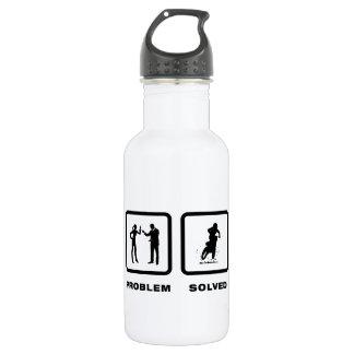 Dirt Biking Stainless Steel Water Bottle