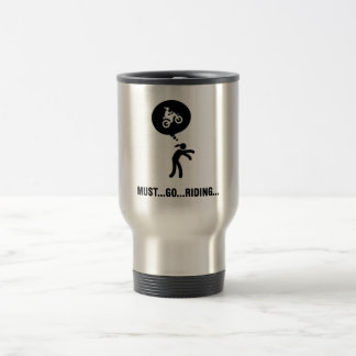 Dirt Biking Travel Mug