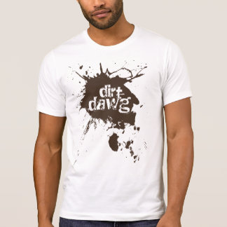 Dirt Dawg Off-Road Four Wheelers Mud Lovers Gift T-Shirt