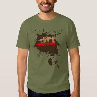 Dirt Demon Off-Road Four Wheelers Mud Lovers Gift Tee Shirt