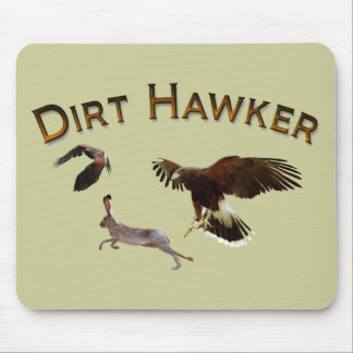 Dirt Hawker Mouse Pad