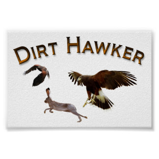 Dirt Hawker Poster
