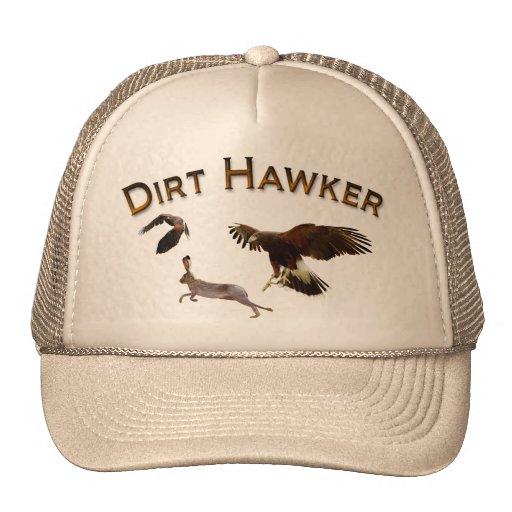 Dirt Hawker Trucker Hat