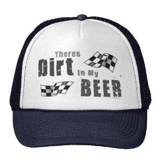 Dirt in Beer Hat