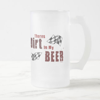 Dirt in Beer Mug