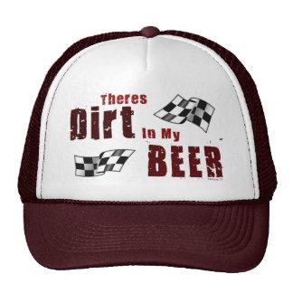Dirt in Beer Red Hat
