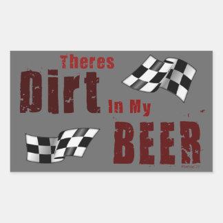 Dirt in my Beer stickers