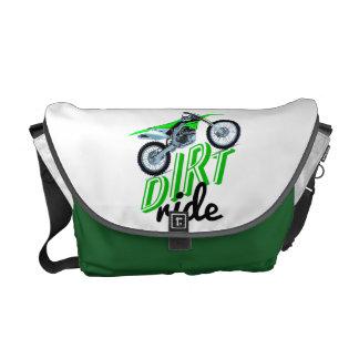 Dirt Messenger Bag