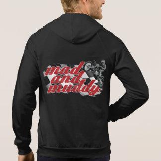 Dirt Motocross Hoodie