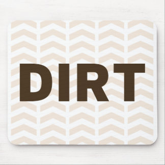Dirt Mouse Pad