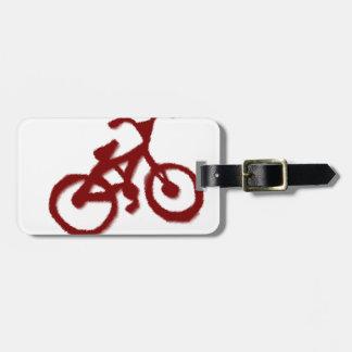 Dirt Mud Bike BMX Sport Team Boy Dad Party Destiny Bag Tag