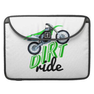Dirt race MacBook pro sleeves