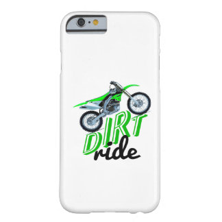 Dirt ride barely there iPhone 6 case