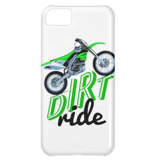 Dirt ride iPhone 5C case