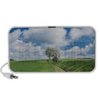 Dirt Road and Apple Trees Mp3 Speaker