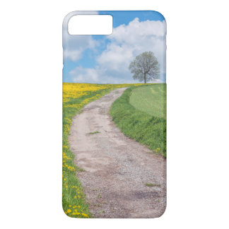 Dirt Road and Tree iPhone 8 Plus/7 Plus Case