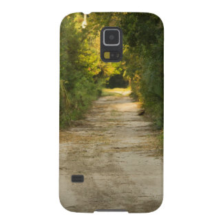 Dirt Road Galaxy S5 Cover