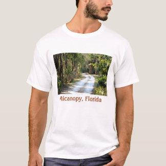 Dirt Road in Micanopy, Florida T-Shirt