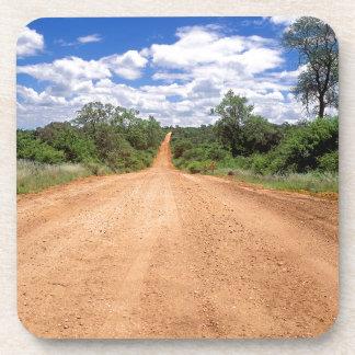 Dirt Road, Kruger National Park, Mpumalanga Coasters