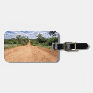 Dirt Road, Kruger National Park, Mpumalanga Luggage Tag