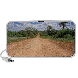 Dirt Road, Kruger National Park, Mpumalanga PC Speakers