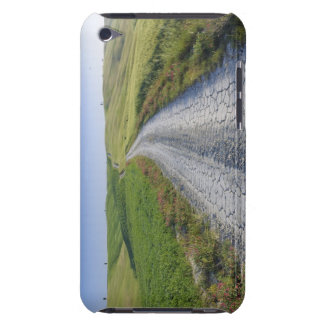 Dirt Road through Fields and Hills, Val d'Orcia, iPod Case-Mate Case