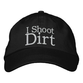 Dirt Sports Photography Hat