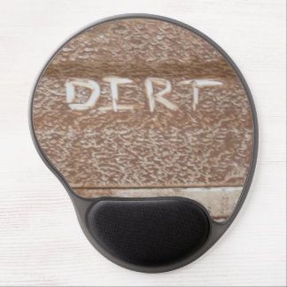 Dirt 'Tailgate Talk' Gel Mouse Pad