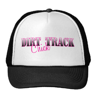 Dirt Track Chick Trucker Hat