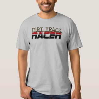 Dirt Track Racer T Shirt