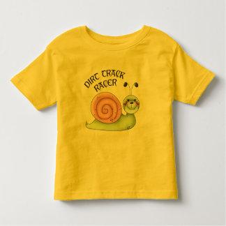 Dirt Track Racer Toddler T-shirt