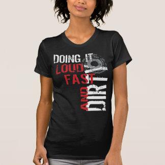 Dirt Track Racing Nascar T-Shirt