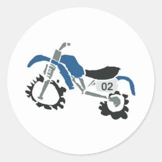 dirtbike006 sticker