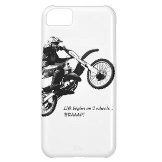 Dirtbike iPhone 5C Cases