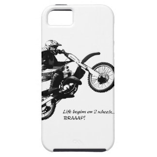Dirtbike iPhone 5 Cover