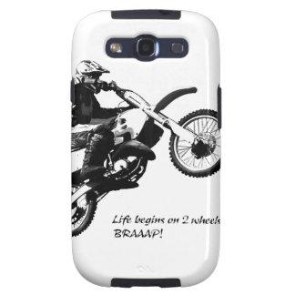 Dirtbike Galaxy S3 Case