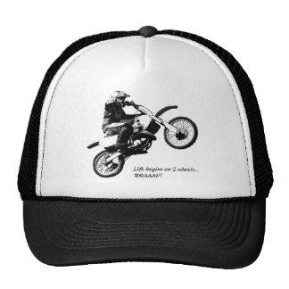 Dirtbike Gorras