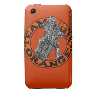 Dirtbike iPhone 3 Cover